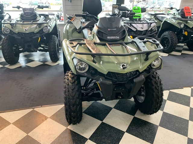 2019 Can-AM Outlander MAX 570 DPS at Jacksonville Powersports, Jacksonville, FL 32225