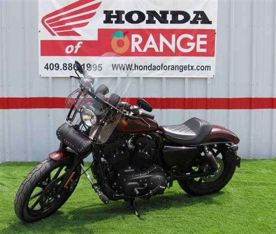 2018 Harley-Davidson XL1200NS - Sportster Iron 1200 Iron 1200 at Columbanus Motor Sports, LLC