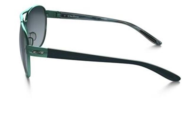 2019 Oakley Disclosure Peacock w/ Grey Gradient Polarized at Harsh Outdoors, Eaton, CO 80615