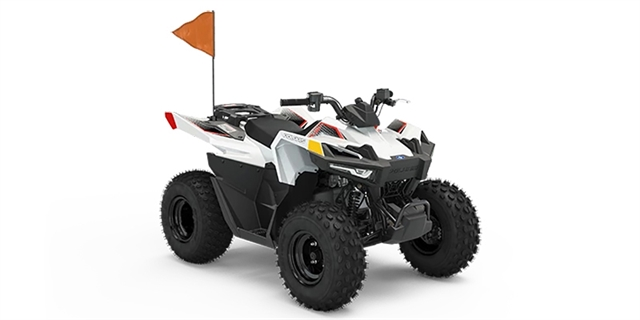 2021 Polaris Outlaw 70 EFI at Midwest Polaris, Batavia, OH 45103