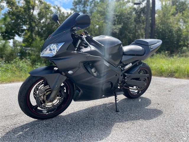 2001 Honda CBR600F4I1 at Powersports St. Augustine