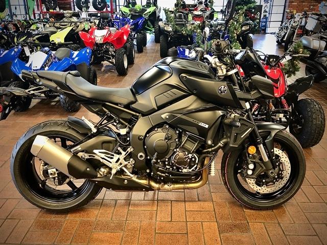 2021 Yamaha MT 10 at Wild West Motoplex