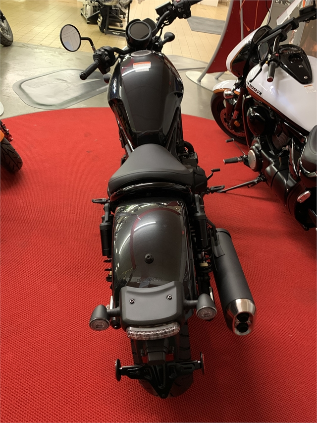 2021 Honda Rebel 1100 DCT at Southern Illinois Motorsports