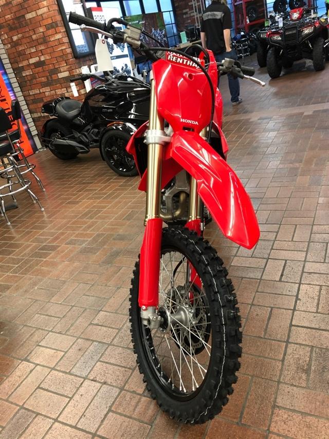 2021 Honda CRF 450R at Wild West Motoplex