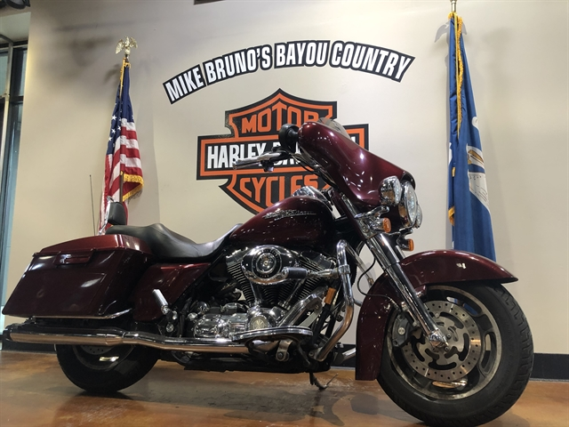 2008 Harley-Davidson Street Glide Base at Mike Bruno's Bayou Country Harley-Davidson