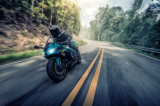 2021 Kawasaki Ninja ZX-6R Base at ATVs and More