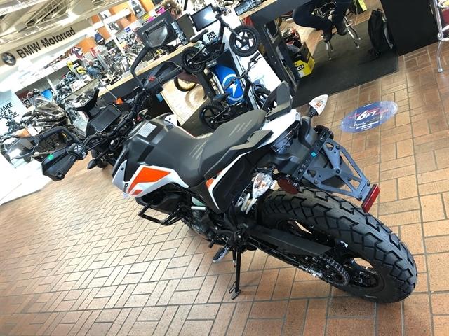 2020 KTM Adventure 390 at Wild West Motoplex