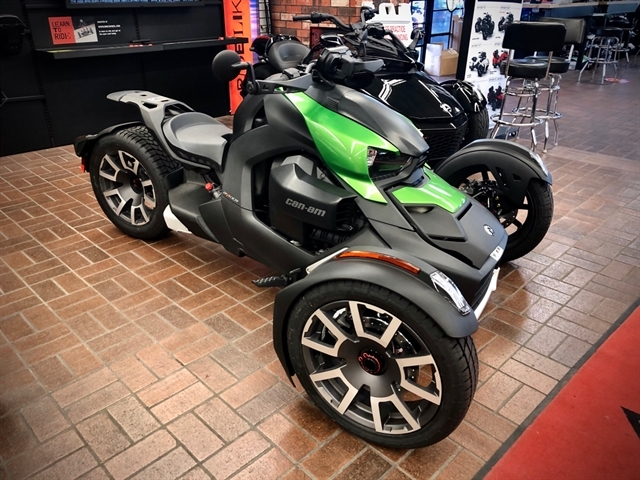 2020 Can-Am Ryker Rally Edition 900 ACE at Wild West Motoplex