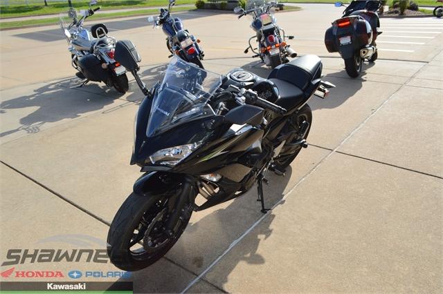 2017 Kawasaki Ninja 650 Base at Shawnee Honda Polaris Kawasaki