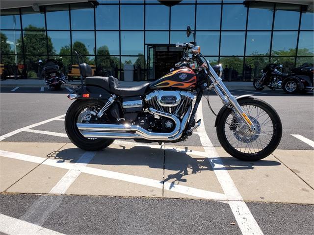 2017 Harley-Davidson Dyna Wide Glide at All American Harley-Davidson, Hughesville, MD 20637