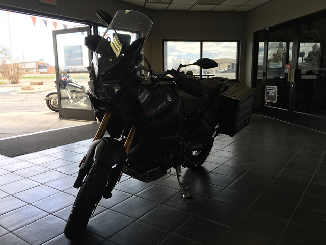 2014 Yamaha Super Ténéré Base at Champion Motorsports
