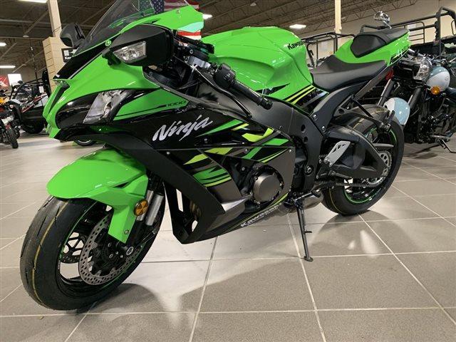 2018 Kawasaki Ninja  ZX -10R ABS KRT Edition ABS at Star City Motor Sports