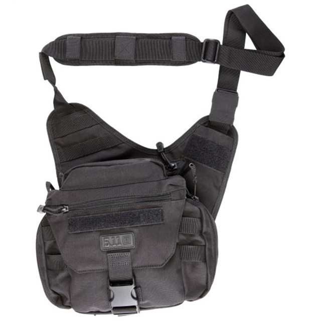 2019 5.11 Tactical PUSH™ Pack 6L Black at Harsh Outdoors, Eaton, CO 80615