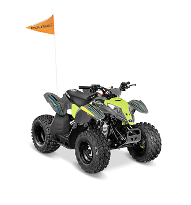 2018 Polaris Outlaw 50 at Lynnwood Motoplex, Lynnwood, WA 98037