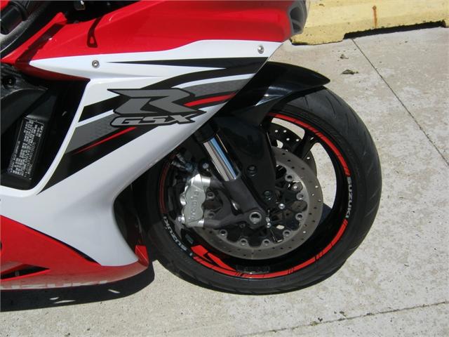 2013 Suzuki GSXR600 at Brenny's Motorcycle Clinic, Bettendorf, IA 52722