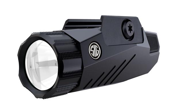 2019 Sig Sauer Optics FOXTROT1 Rail Mounted Flashlight at Harsh Outdoors, Eaton, CO 80615