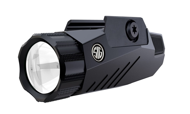 2019 Sig Sauer Optics FOXTROT1 Rail Mounted Flashlight at Harsh Outdoors, Eaton, CO 80615