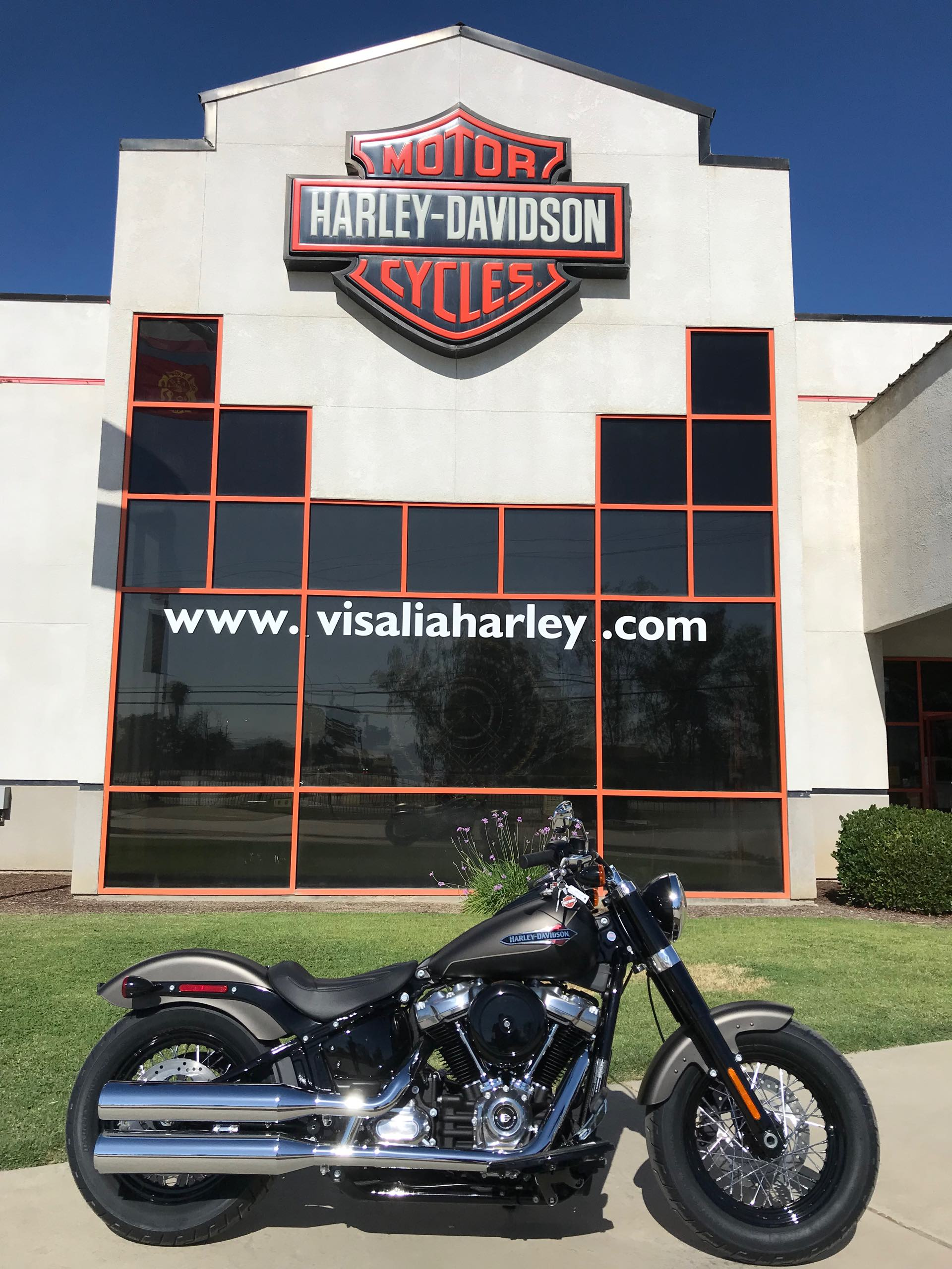 2021 Harley-Davidson Softail Slim FLSL Softail Slim at Visalia Harley-Davidson