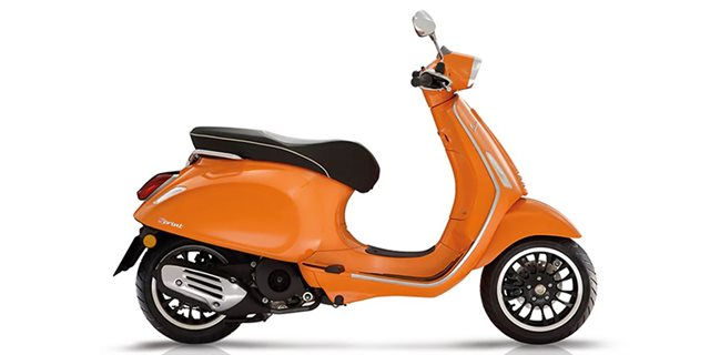 2018 Vespa SPRINT 150 E SPRINT 150 E at Sloans Motorcycle ATV, Murfreesboro, TN, 37129
