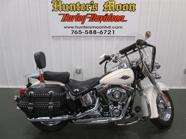 2014 Harley-Davidson Softail Heritage Softail Classic at Hunter's Moon Harley-Davidson®, Lafayette, IN 47905