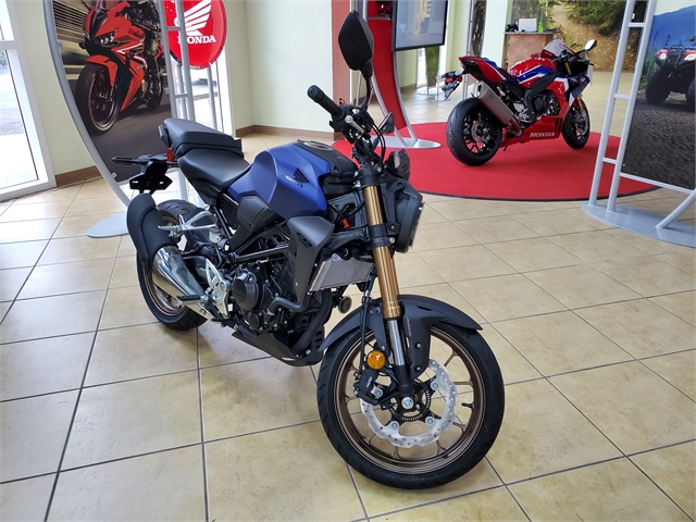2021 Honda CB300R ABS at Sun Sports Cycle & Watercraft, Inc.