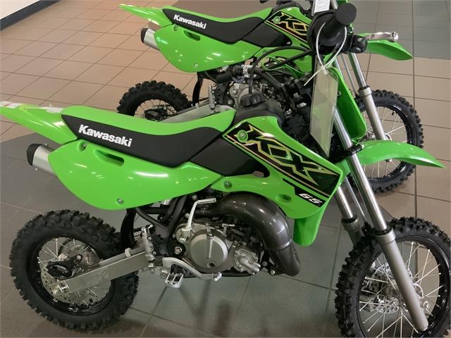 2021 Kawasaki KX 65 at Midland Powersports