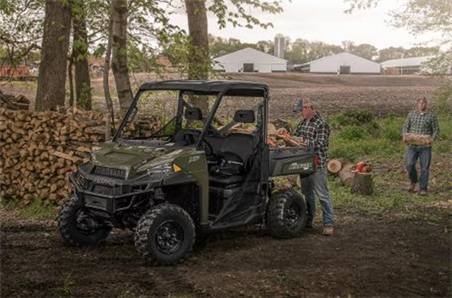 2019 Polaris Ranger Crew XP 900 Base at Pete's Cycle Co., Severna Park, MD 21146