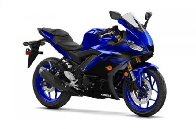2019 Yamaha YZF R3 at Pete's Cycle Co., Severna Park, MD 21146