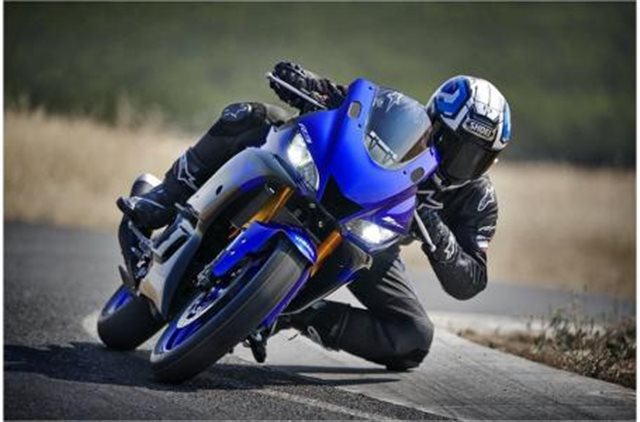 2019 Yamaha YZF R3 at Pete's Cycle Co., Severna Park, MD 21146
