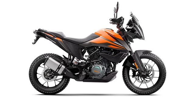 2020 KTM Adventure 390 at Wild West Motoplex