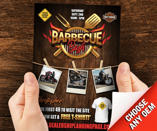 2018 ANYTIME BBQ Bash Powersports at PSM Marketing - Peachtree City, GA 30269
