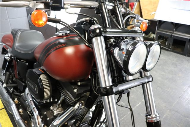 2017 Harley-Davidson Dyna Fat Bob at Friendly Powersports Baton Rouge