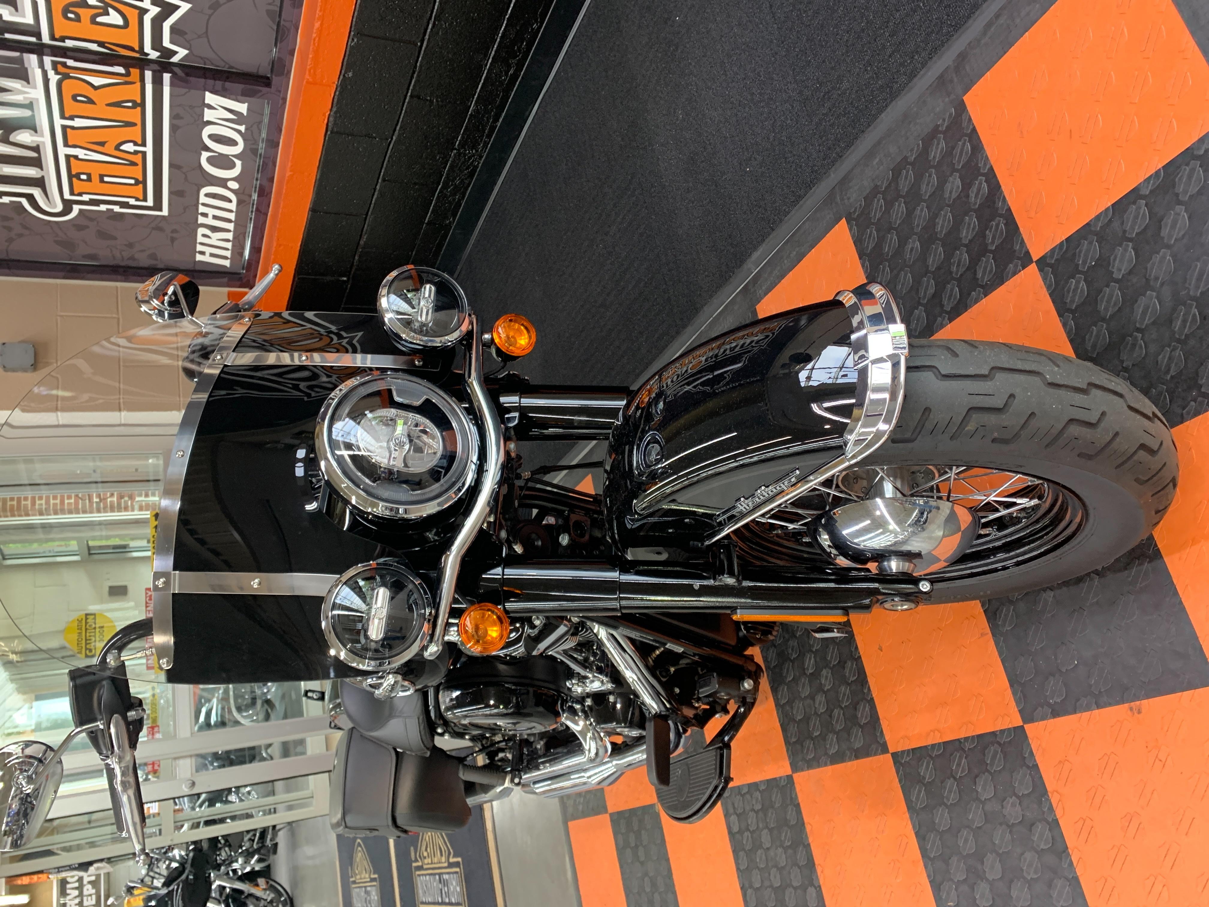 2019 Harley-Davidson Softail Heritage Classic at Hampton Roads Harley-Davidson