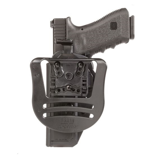 2019 5.11 Tactical ThumbDrive Holster: Glock 19/23 Right Hand at Harsh Outdoors, Eaton, CO 80615