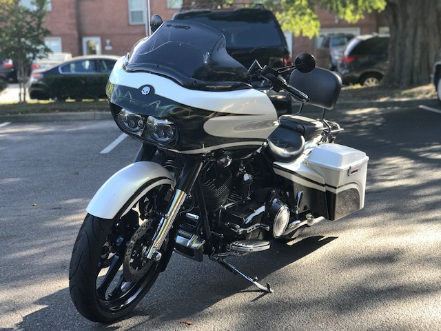 2012 Harley-Davidson Road Glide CVO Custom at Southside Harley-Davidson