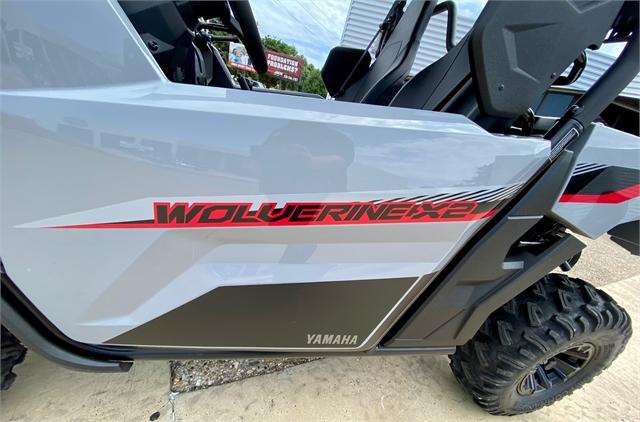 2021 Yamaha Wolverine X2 R-Spec 850 at Shreveport Cycles