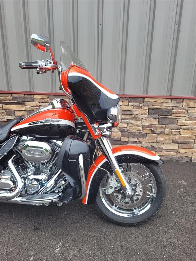 2012 Harley-Davidson Electra Glide CVO Ultra Classic at RG's Almost Heaven Harley-Davidson, Nutter Fort, WV 26301
