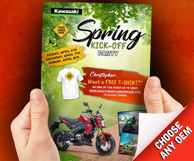 Spring Kick-Off Powersports at PSM Marketing - Peachtree City, GA 30269