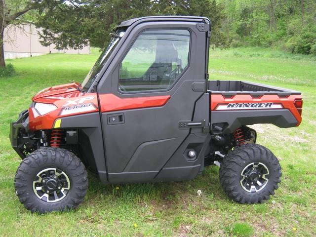 2020 Polaris Ranger XP1000 NorthStar Premium Orange Rust at Brenny's Motorcycle Clinic, Bettendorf, IA 52722