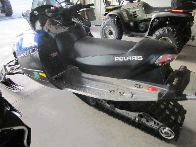 2008 Polaris 600 IQ LX at Fort Fremont Marine Redesign