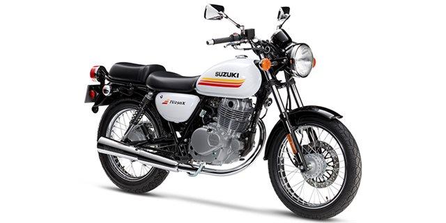 2019 Suzuki TU 250X at Southside Harley-Davidson