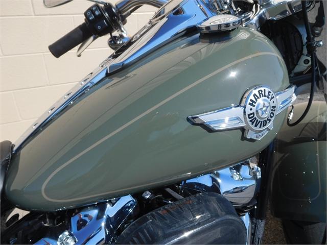 2021 Harley-Davidson Cruiser FLFBS Fat Boy 114 at Bumpus H-D of Murfreesboro