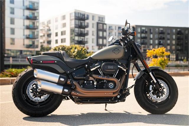 2021 Harley-Davidson Cruiser FXFBS Fat Bob 114 at Thunder Harley-Davidson