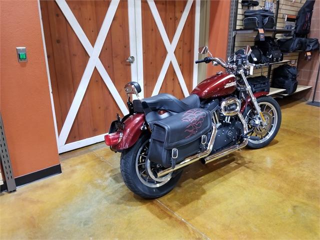 2008 Harley-Davidson Sportster 1200 Roadster at Legacy Harley-Davidson