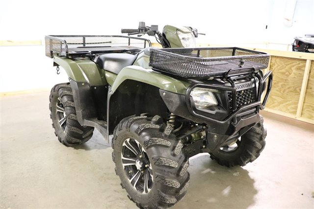 2015 Honda FourTrax Foreman Rubicon 4x4 Automatic DCT at Friendly Powersports Slidell