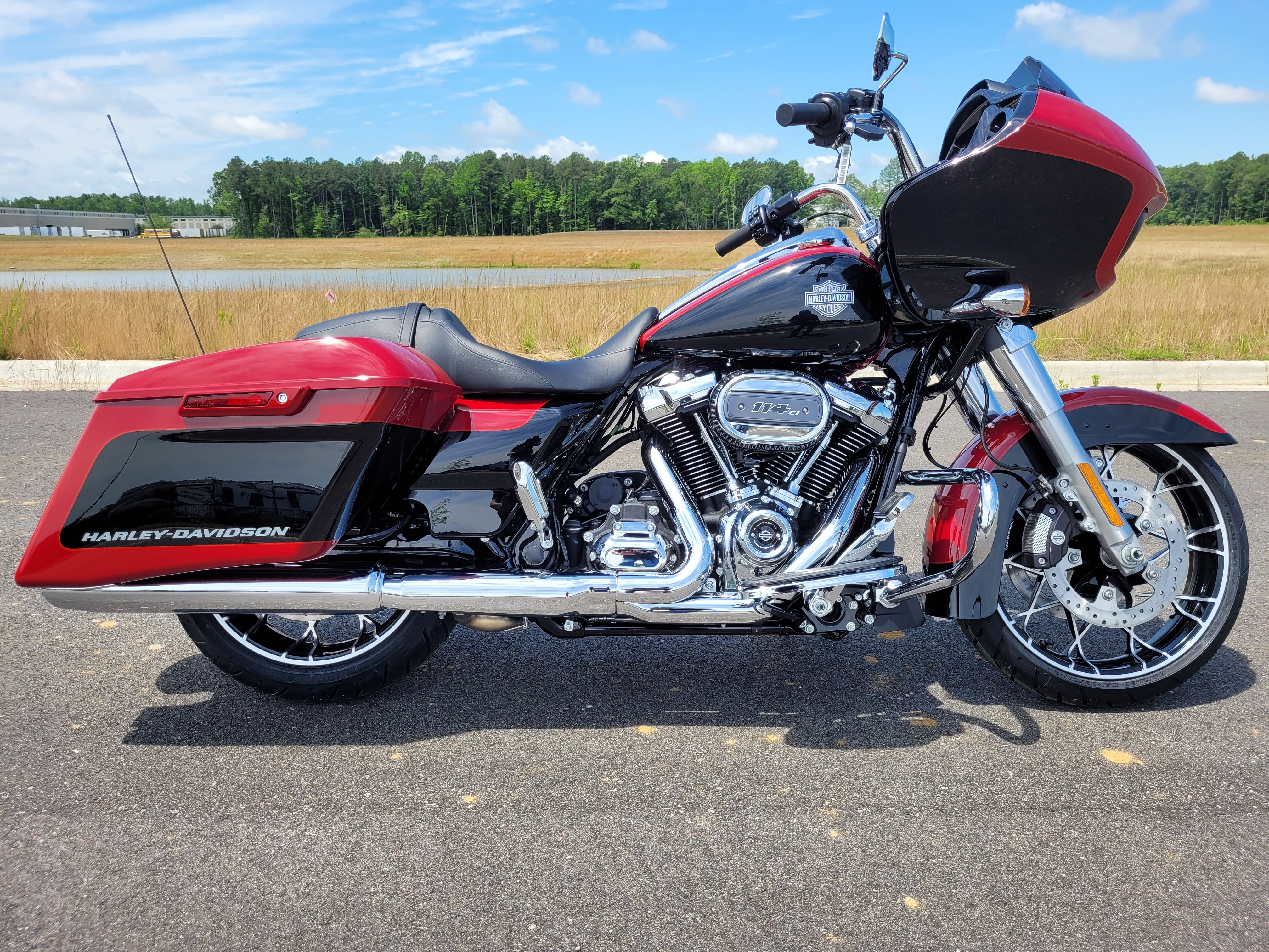 2021 Harley-Davidson Touring Road Glide Special at Richmond Harley-Davidson