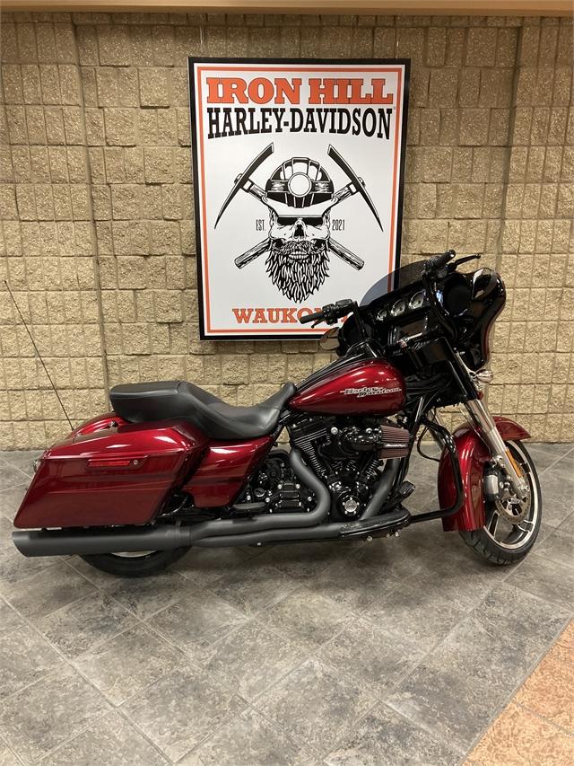 2016 Harley-Davidson Street Glide Special at Iron Hill Harley-Davidson
