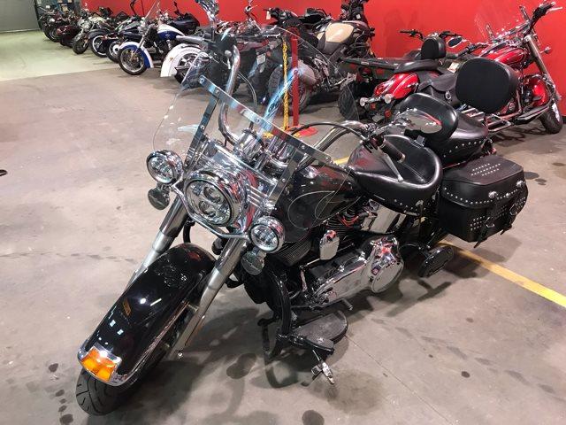 2010 Harley-Davidson Softail Heritage Softail Classic at Kent Powersports of Austin, Kyle, TX 78640