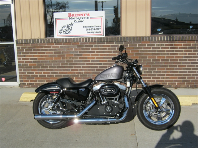 2015 Harley-Davidson XL1200X 48 Sportster Forty-Eight at Brenny's Motorcycle Clinic, Bettendorf, IA 52722