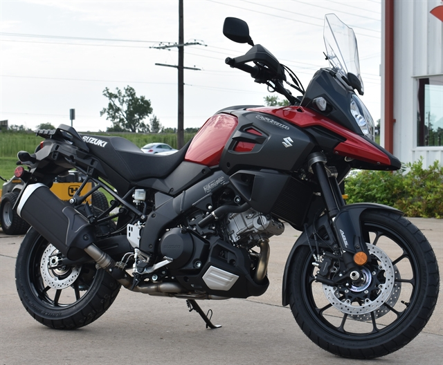2019 Suzuki V-Strom 1000 at Lincoln Power Sports, Moscow Mills, MO 63362